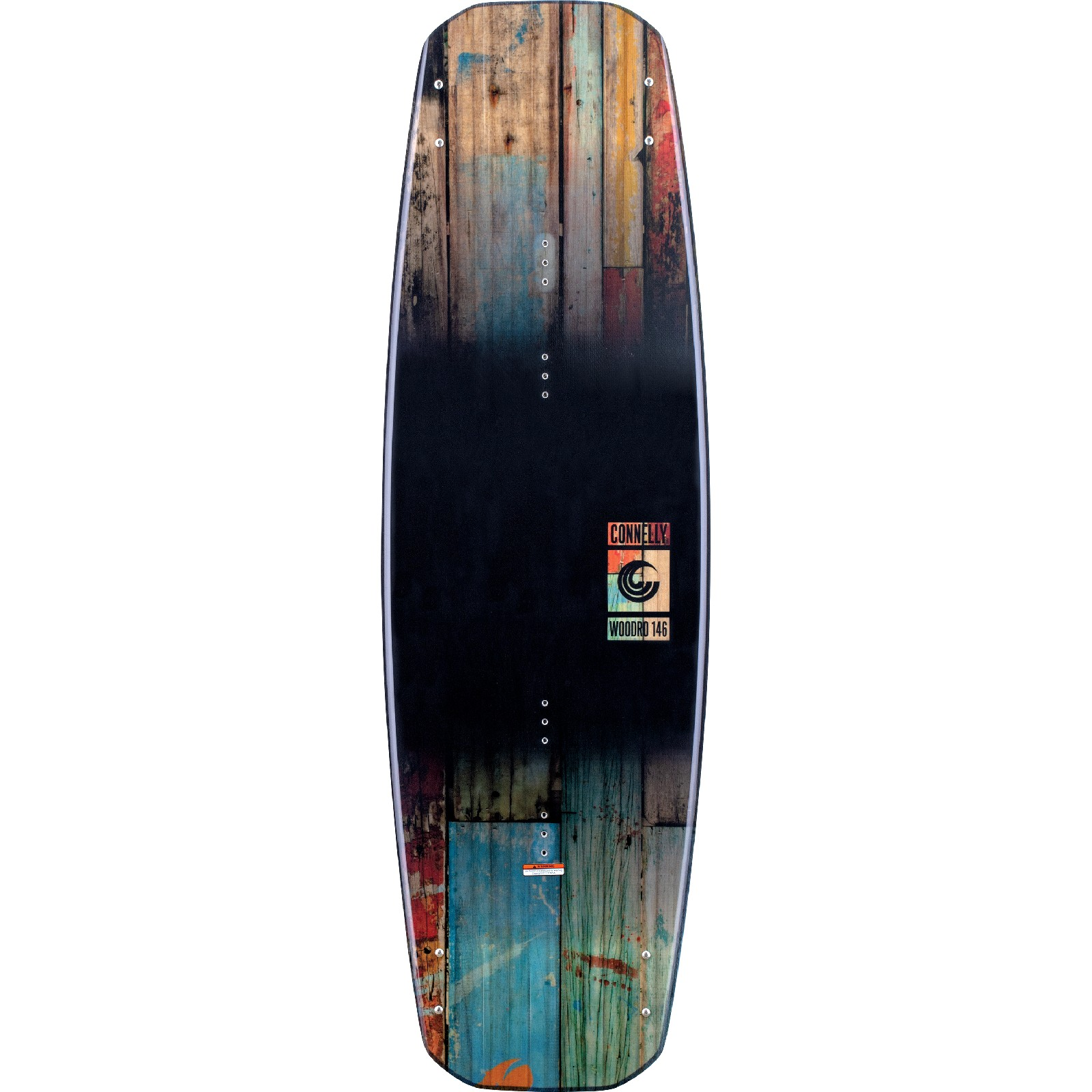 PLACA WAKEBOARD WOODRO 146 WAKEBOARD CONNELLY 2019