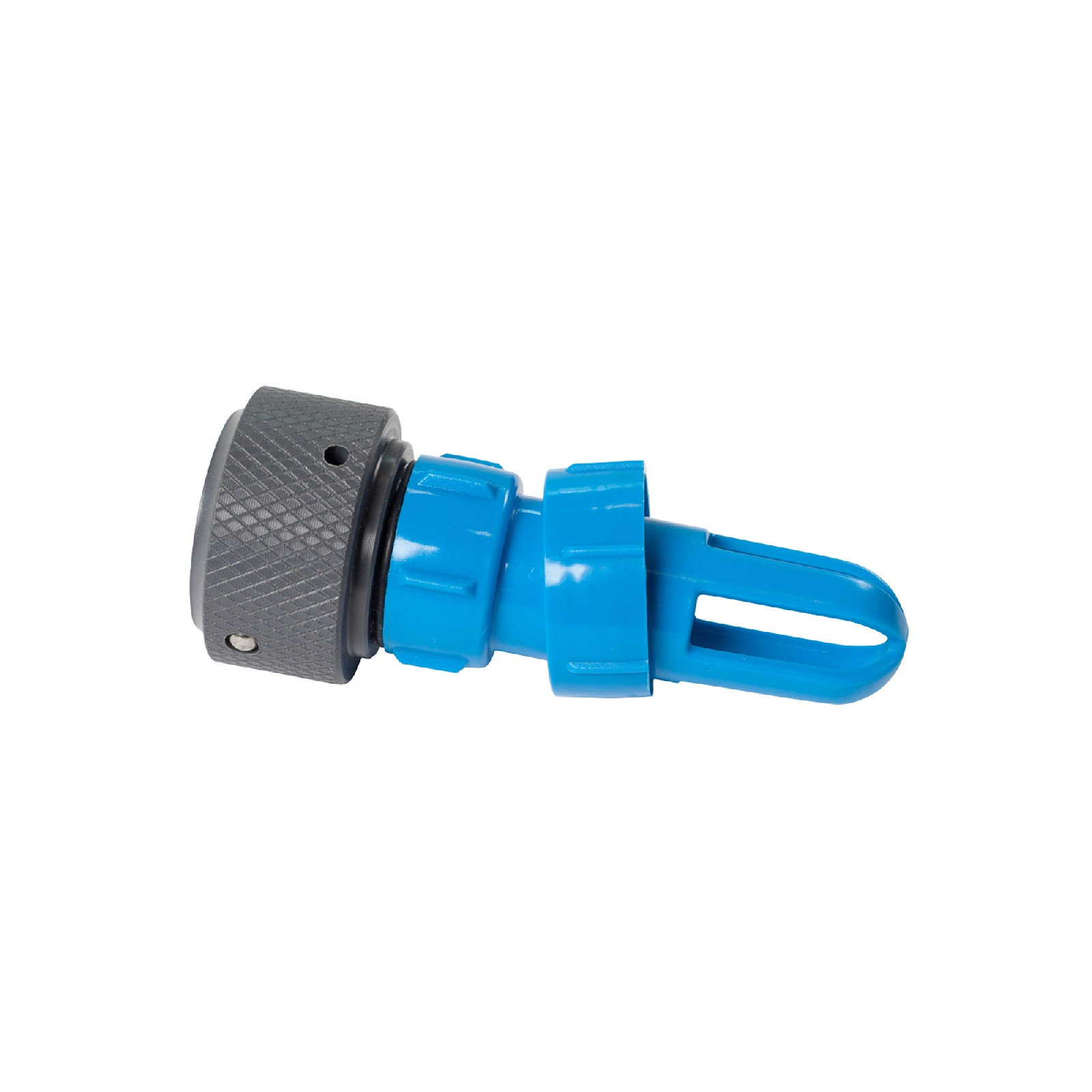 FEMALE QUICK CONNECT — BLUE PERFECT UNION BED VALVE FITTING FATSAC 2018