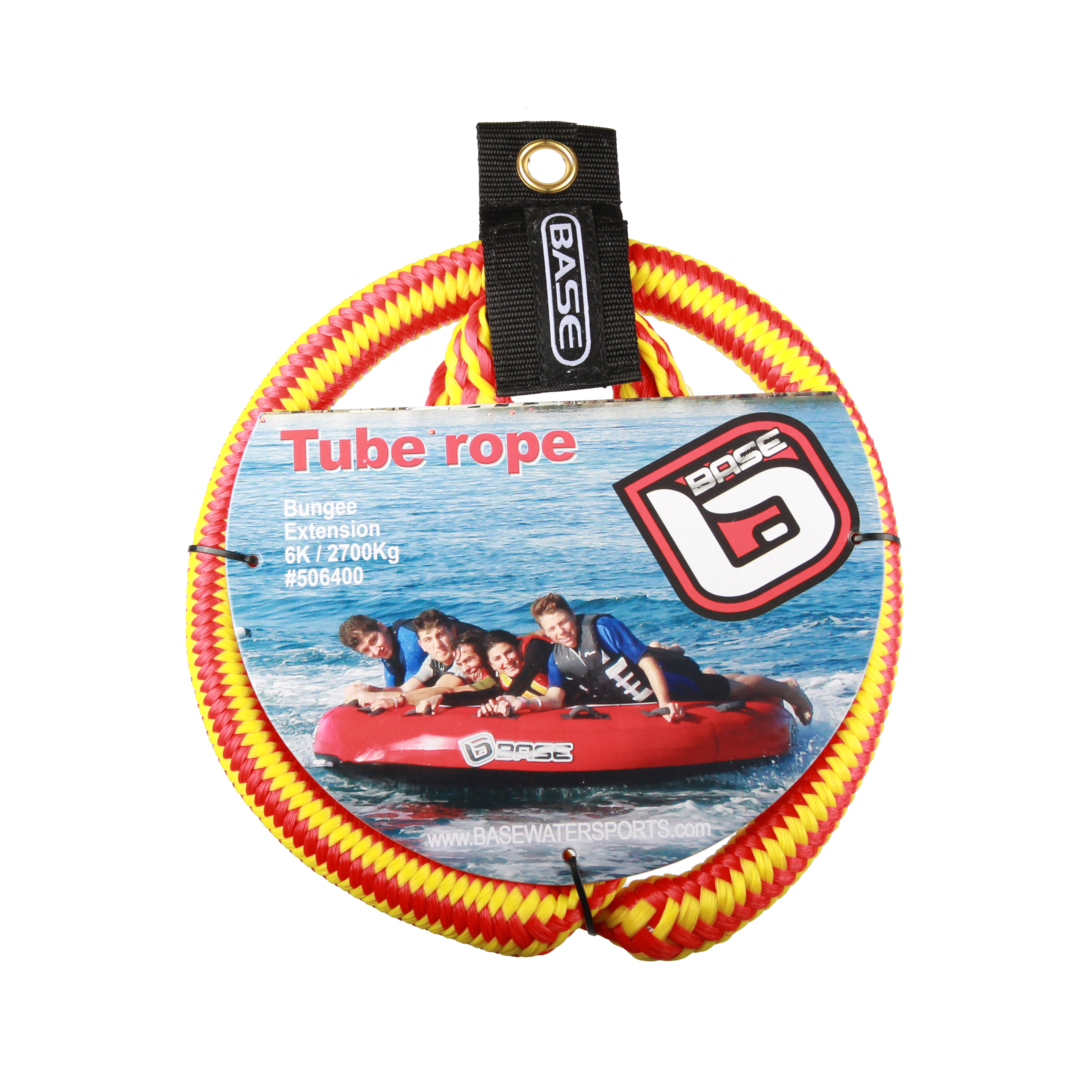 BUNGEE TUBE ROPE, EXTENSION BASE SPORTS 2017
