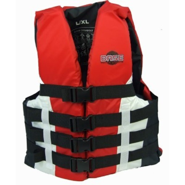 NYLON VESTS UNIVERSAL | RED BASE SPORTS 2018