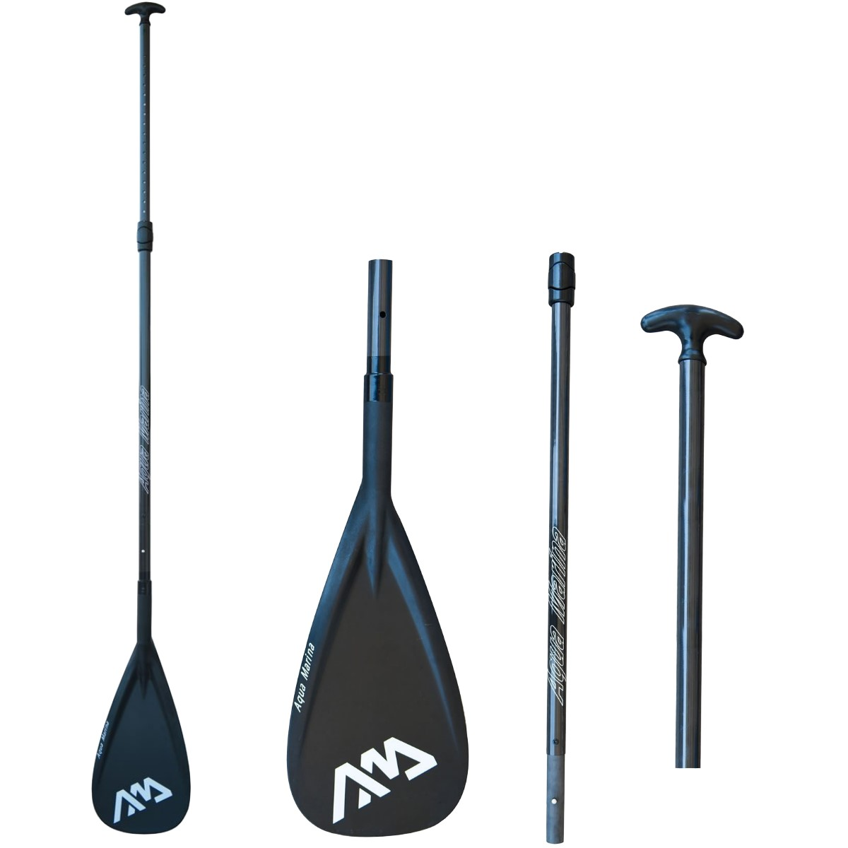 CARBON GUIDE ISUP PADDLE (3 SECTIONS) AQUA MARINA 2017