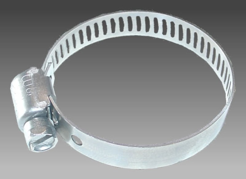 316 SS WORM-DRIVE HOSE CLAMP - 15/16'' TO 1-1/2'' CLAMP DIAMETER RANGE FATSAC 2018
