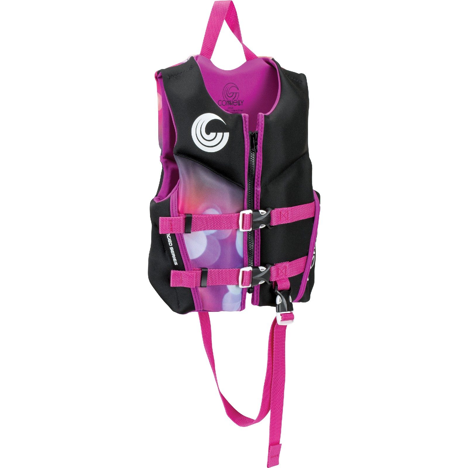 GIRL'S CLASSIC NEO LIFE VEST - CHILD 13-23KG CONNELLY 2019