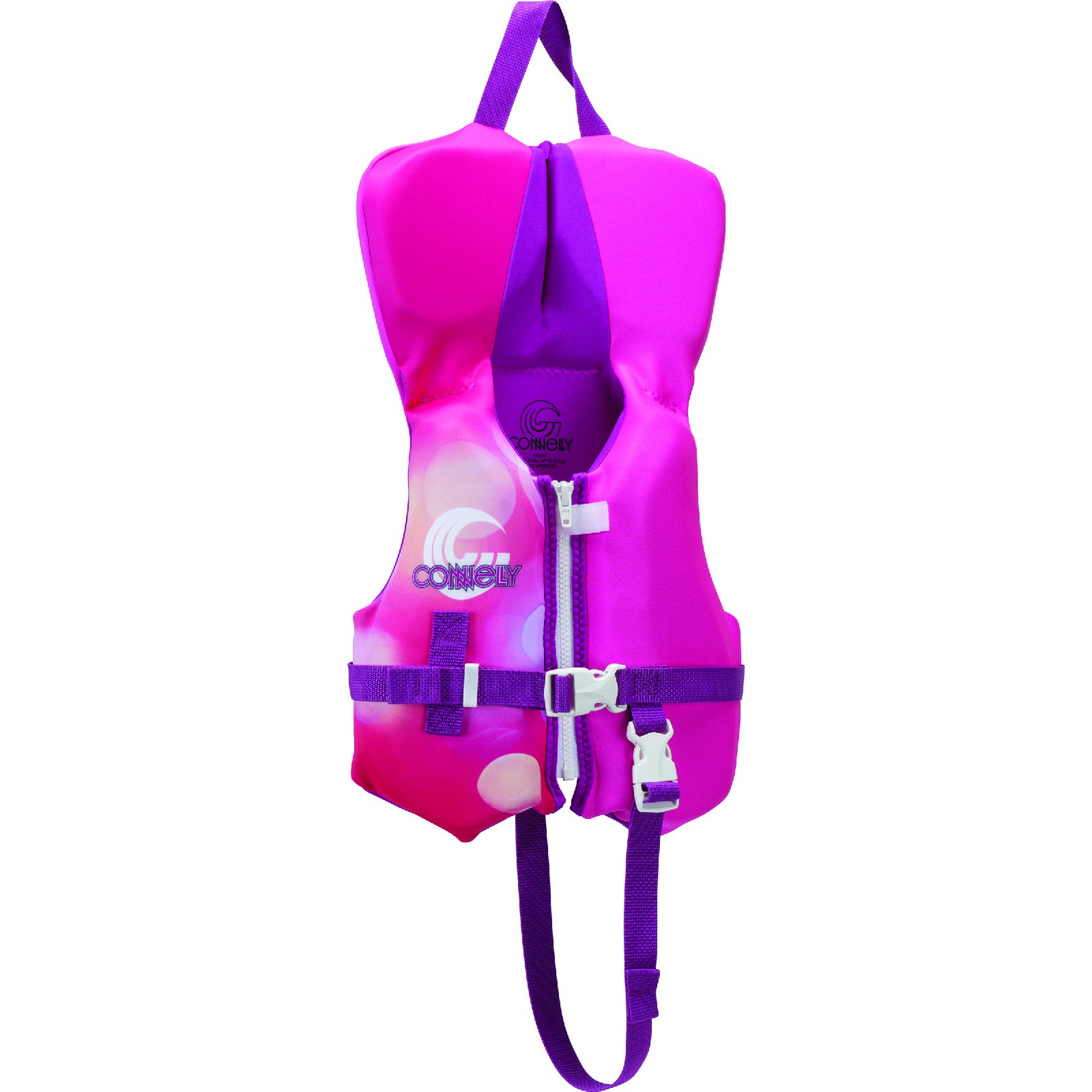 GIRL'S CLASSIC NEO LIFE VEST - INFANT 0-14KG CONNELLY 2019