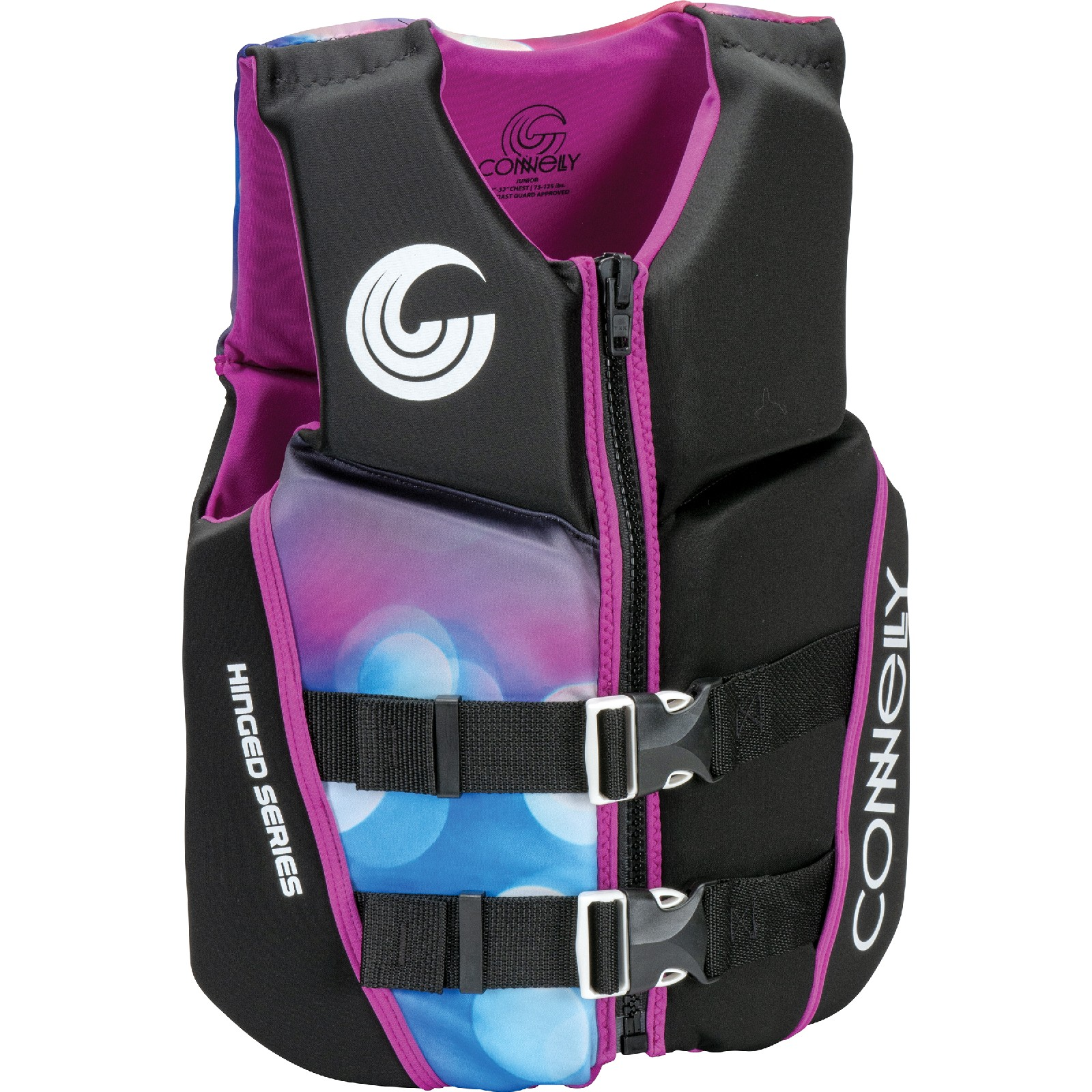 GIRL'S CLASSIC NEO LIFE VEST - JUNIOR 35-55KG CONNELLY 2019