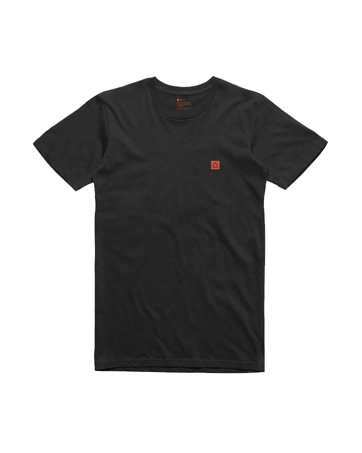 CORP TEE - BLACK FOLLOW 2019