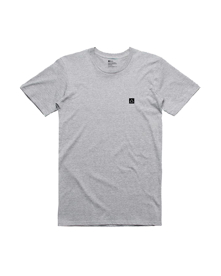 CORP TEE - GREY/MARLE FOLLOW 2019