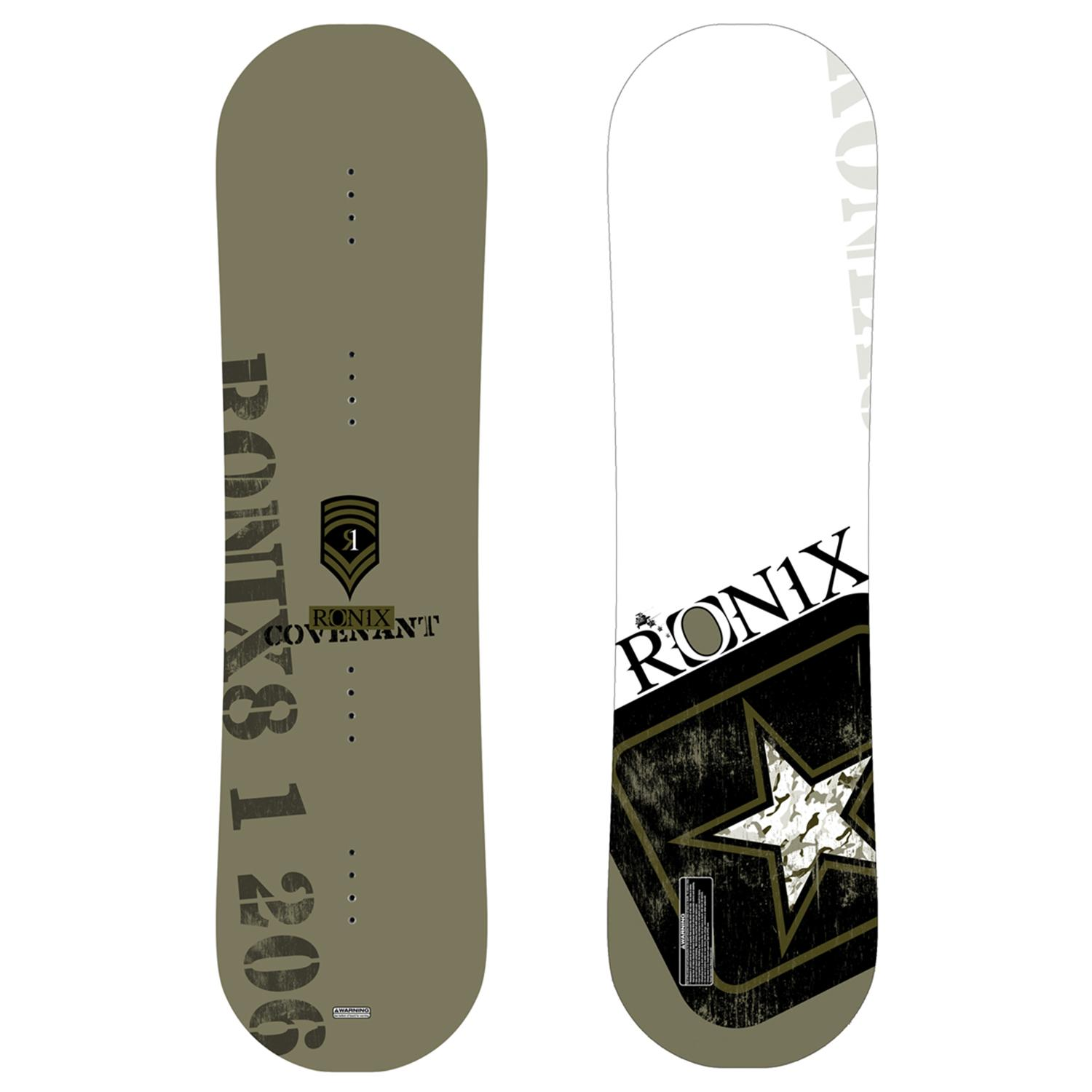 COVENANT WAKEBOARD RONIX 2008