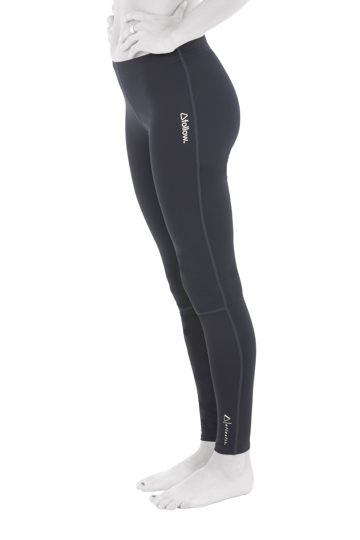 LYCRA LEGGING - BLACK FOLLOW 2019