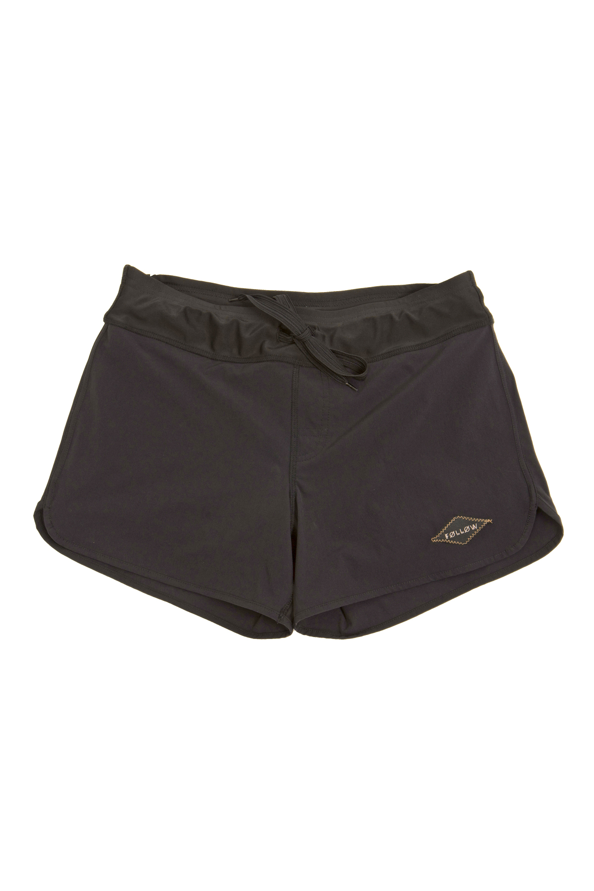 PHARAOH RIDE SHORTS - BLACK FOLLOW 2019