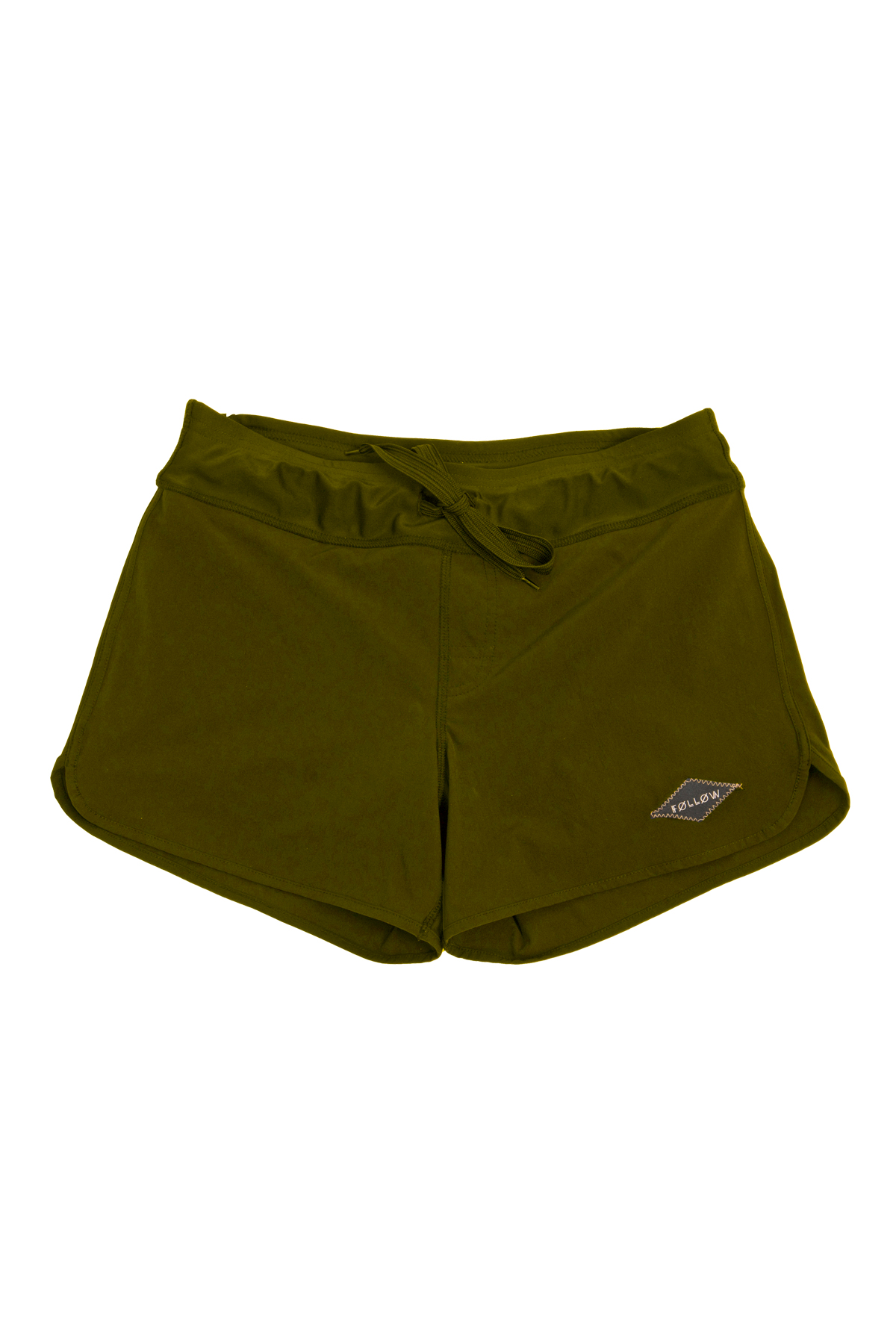 PHARAOH RIDE SHORTS - OLIVE FOLLOW 2019