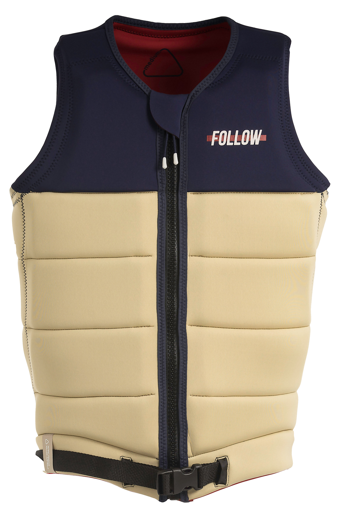 AXE IMPACT VEST - SAND FOLLOW 2019