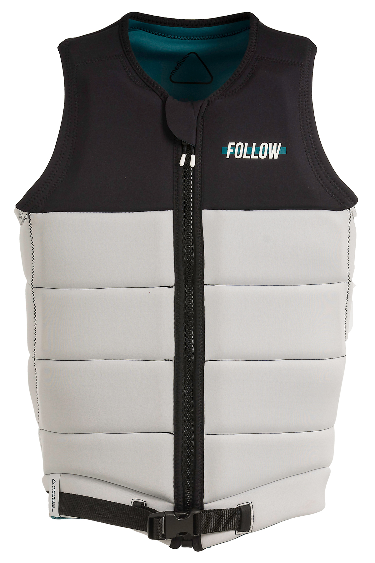 AXE IMPACT VEST - WHITE FOLLOW 2019