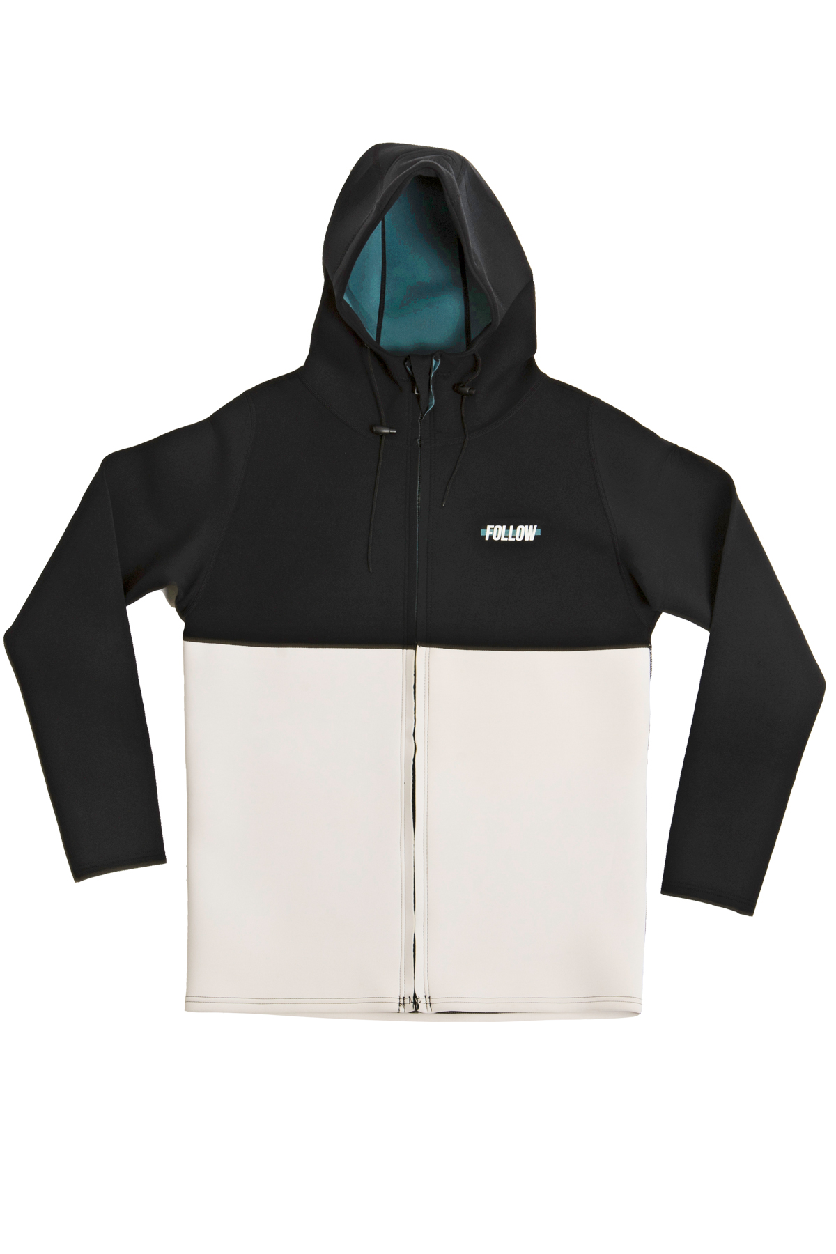 LAYER 3.1 2 NEO ZIP THROUGH JACKET - BLACK FOLLOW 2019