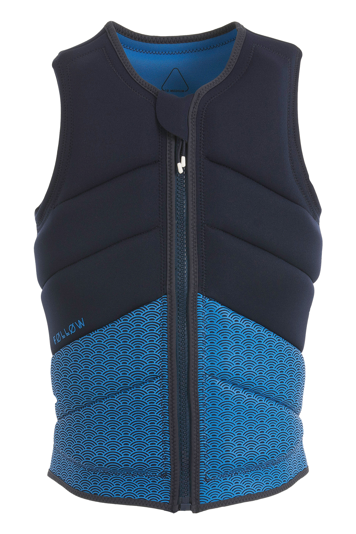 LACE LADIES IMPACT VEST - MARINE FOLLOW 2019