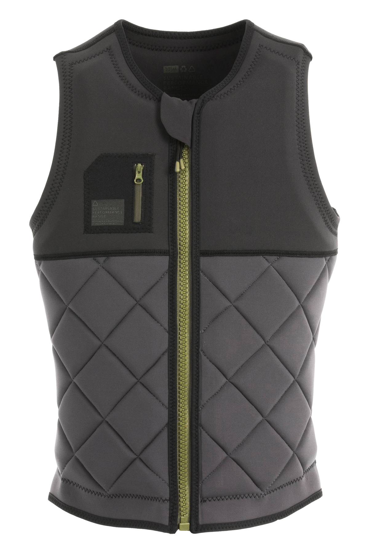 S.P.R. FREEMONT LADIES IMPACT VEST - BLACK FOLLOW 2019