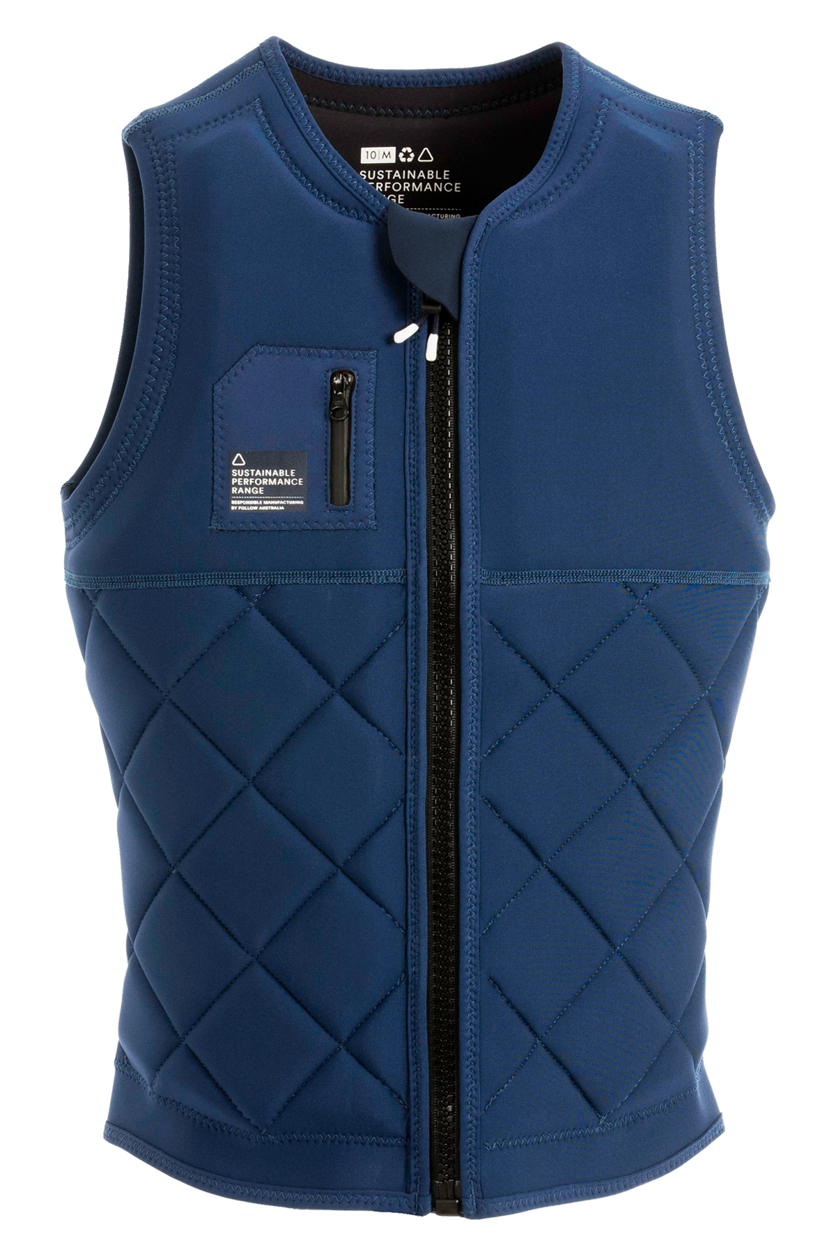 S.P.R. FREEMONT LADIES IMPACT VEST - BLUE FOLLOW 2019