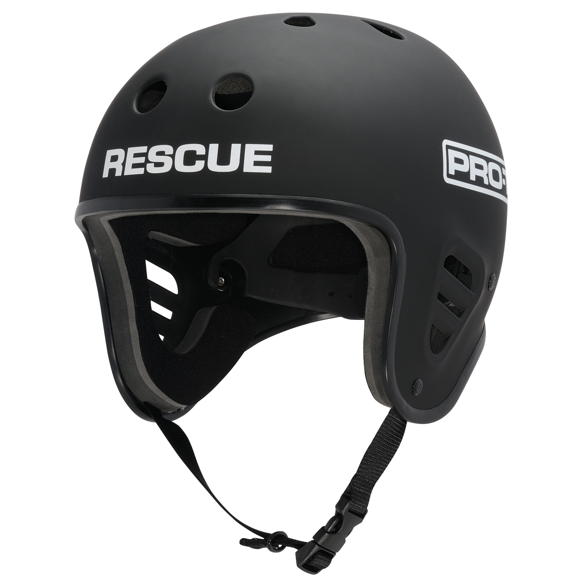 FULL CUT RESCUE MATTE - BLACK PRO TEC 2018