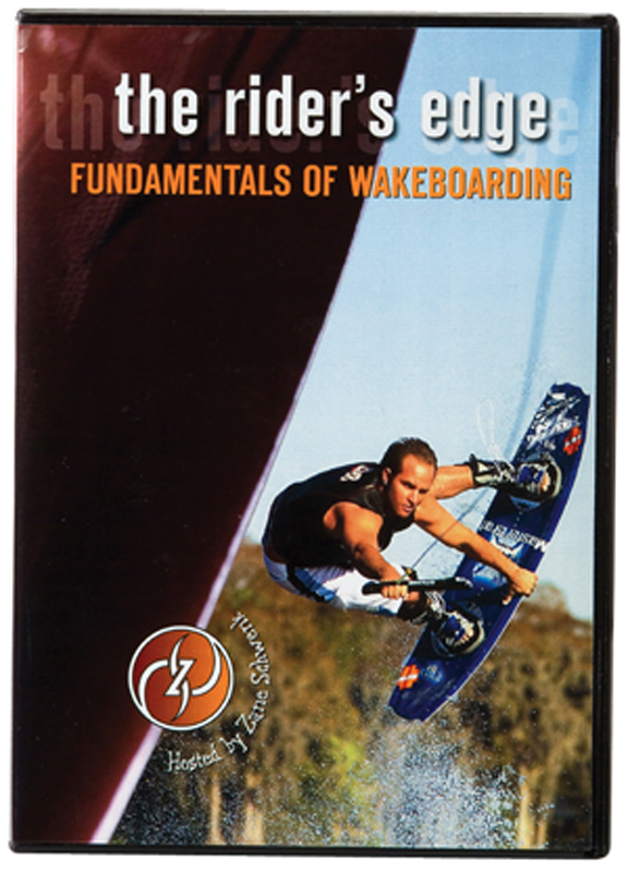 DVD - FUNDAMENTALS OF WAKEBOARDING CWB 2012