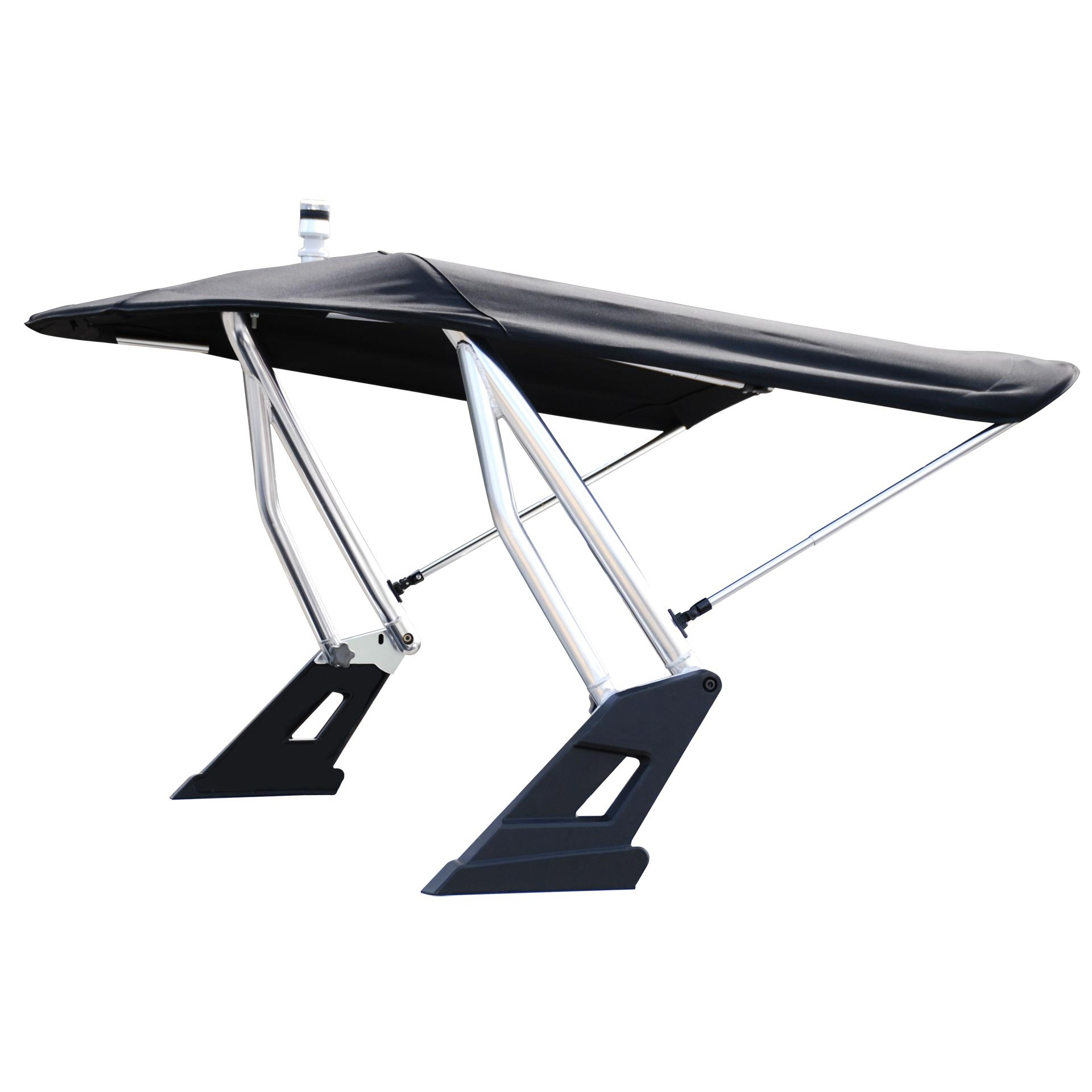 OVER THE TOP BIMINI - BLACK - HS-1 LARGE (226-244CM) MONSTER TOWER 2018