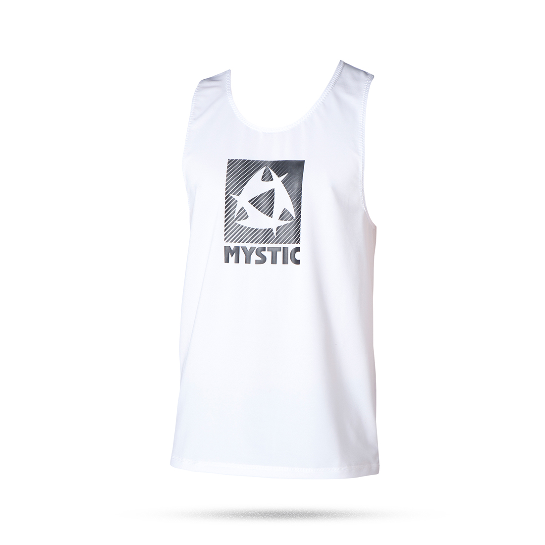 STAR QUICK DRY LOOSEFIT TANKTOP - WHITE MYSTIC 2018