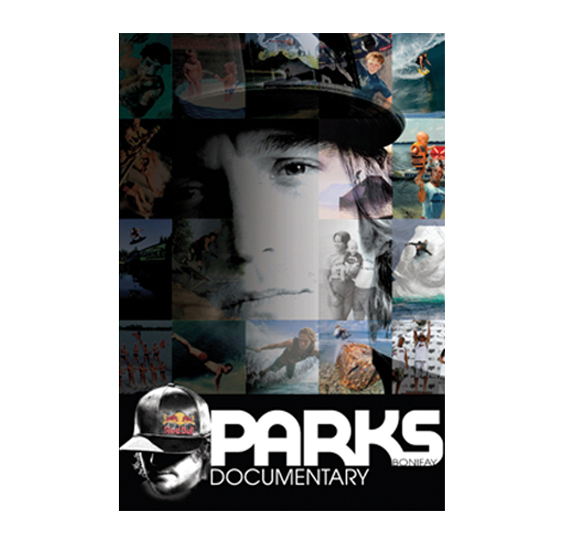 DVD - PARKS DOCUMENTARY RONIX 2018