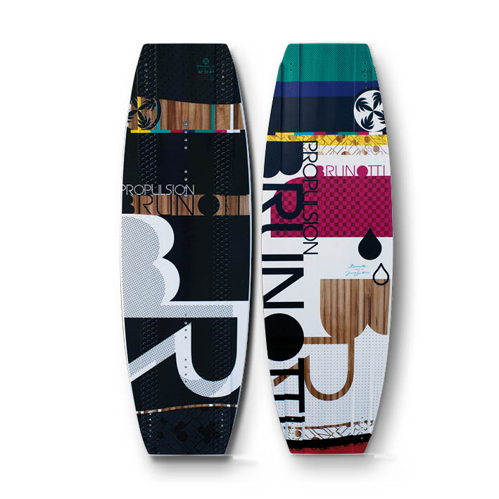 PROPULSION WAKEBOARD BRUNOTTI 2013