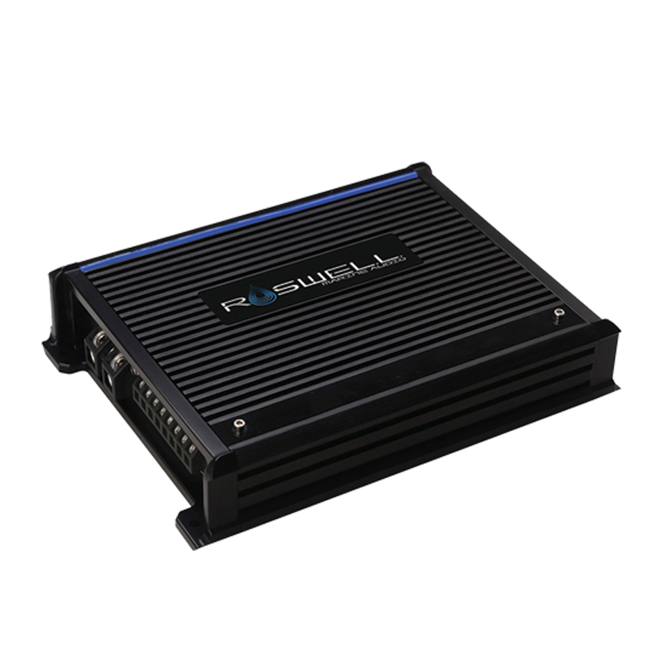 MARINE AUDIO 600.4 AMPLIFIER ROSWELL 2018