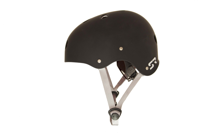 SESH HELMET / BLACK SHRED READY 2015