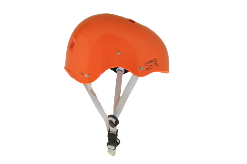 SESH HELMET / ORANGE SHRED READY 2018