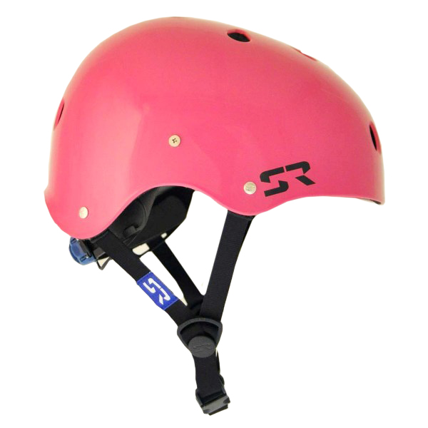SESH HELMET / PINK SHRED READY 2018