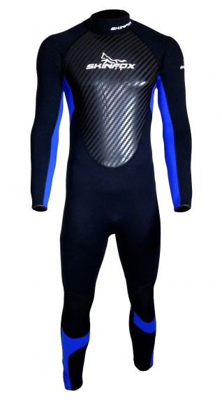KIDS FULLSUIT 2.5MM DELUXE - BLUE SKINFOX 2018