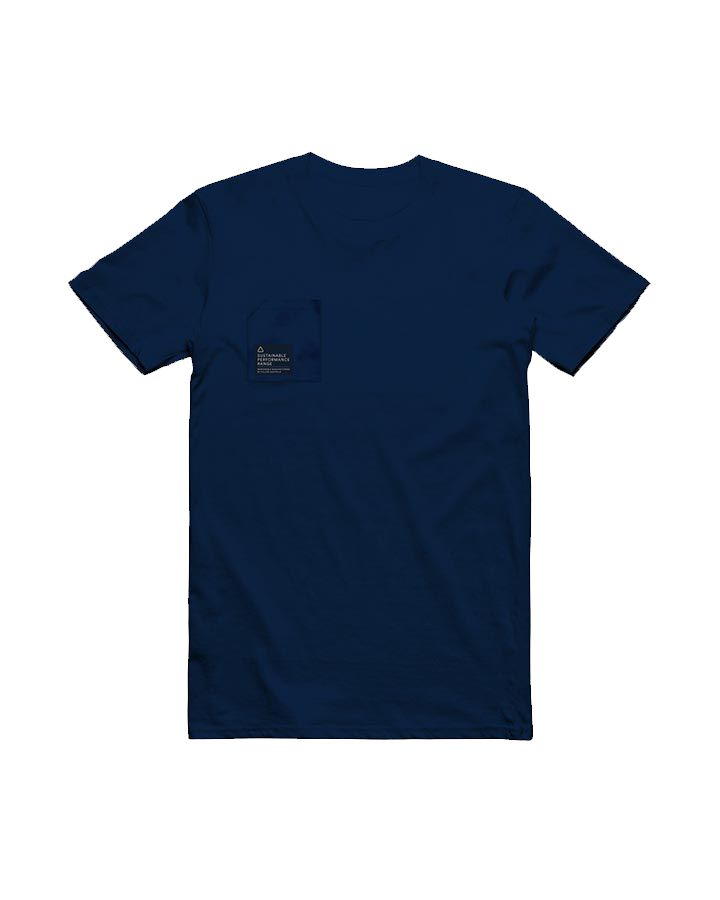 S.P.R. TEE - NAVY FOLLOW 2019