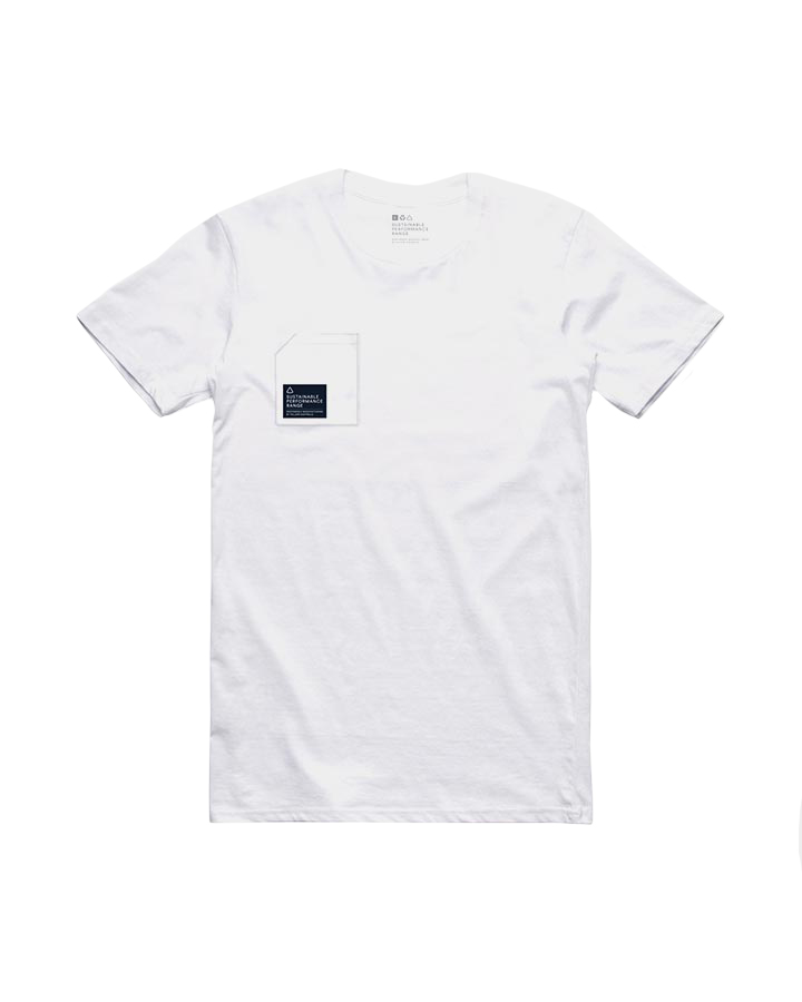 S.P.R. TEE - WHITE FOLLOW 2019