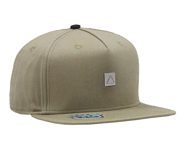 STAMPED FORMLESS HAT - KHAKI FOLLOW 2019