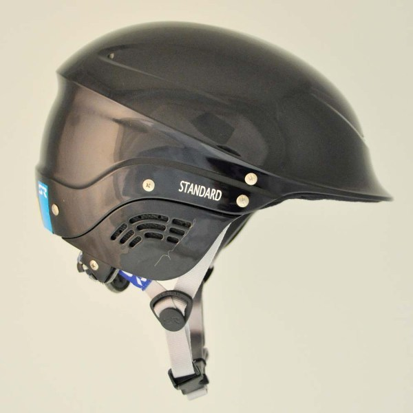 STANDARD FULLCUT HELMET BLACK - ONE SIZE SHRED READY 2018