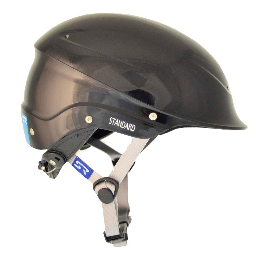 STANDARD HALFCUT HELMET / BLACK SHRED READY 2018