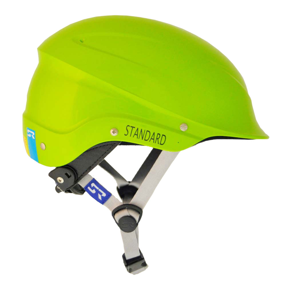 STANDARD HALFCUT HELMET GREEN - ONE SIZE SHRED READY 2018