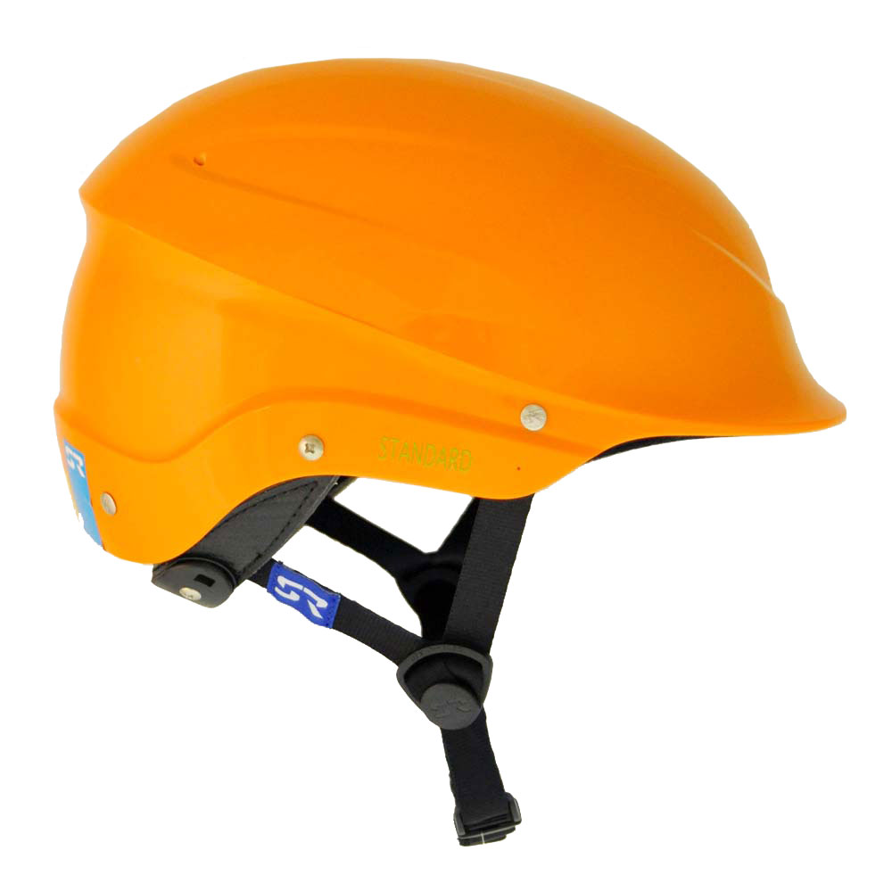 STANDARD HALFCUT HELMET ORANGE - ONE SIZE SHRED READY 2018