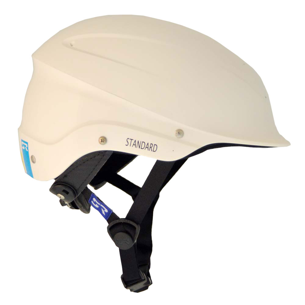 STANDARD HALFCUT HELMET WHITE - ONE SIZE SHRED READY 2018