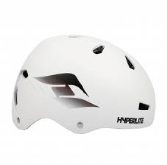 STEP UP HELMET WHITE - XLARGE (59-60,5CM) HYPERLITE 2018