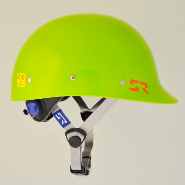 SUPER SCRAPPY HELMET GREEN - ONE SIZE SHRED READY 2018