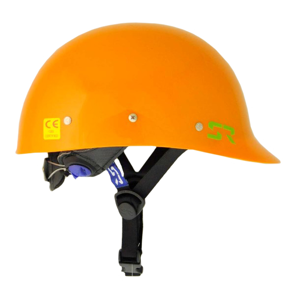 SUPER SCRAPPY HELMET ORANGE - ONE SIZE SHRED READY 2018