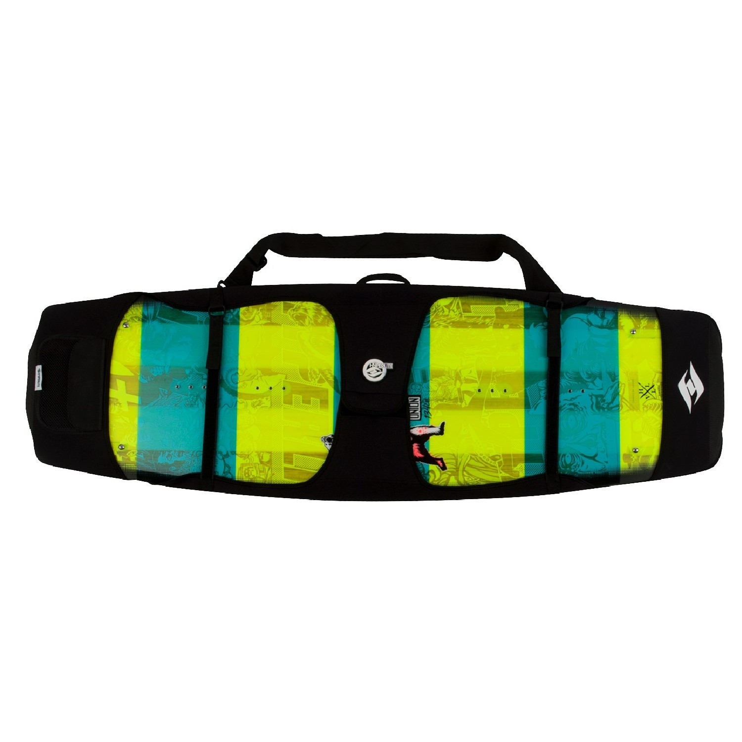 WAKEBOARD RUBBER WRAP 131-147 HYPERLITE 2019