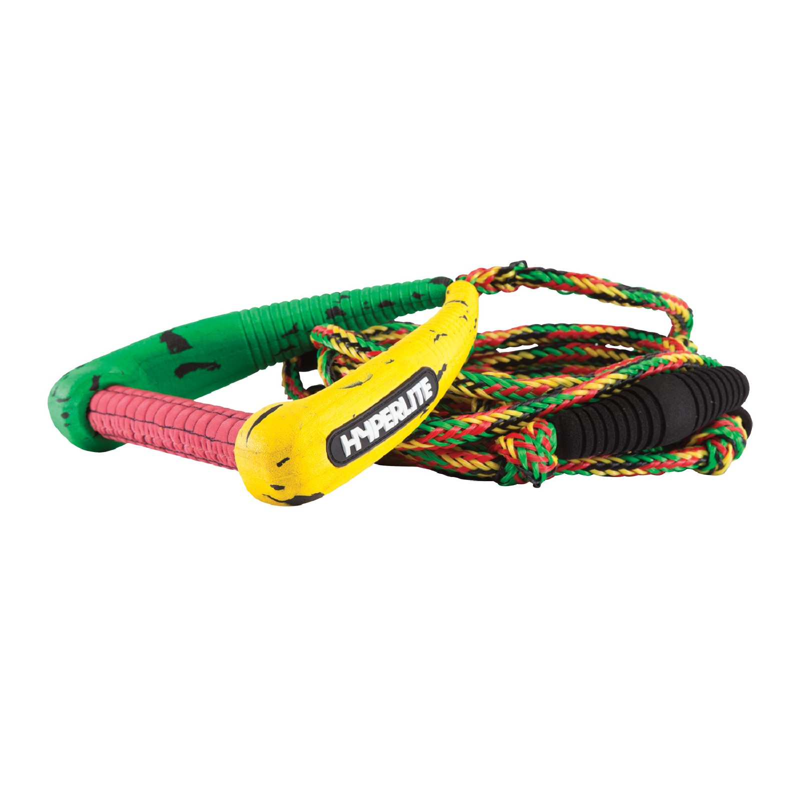 25' PRO SURF ROPE W/HANDLE PACKAGE - MULTI HYPERLITE 2019