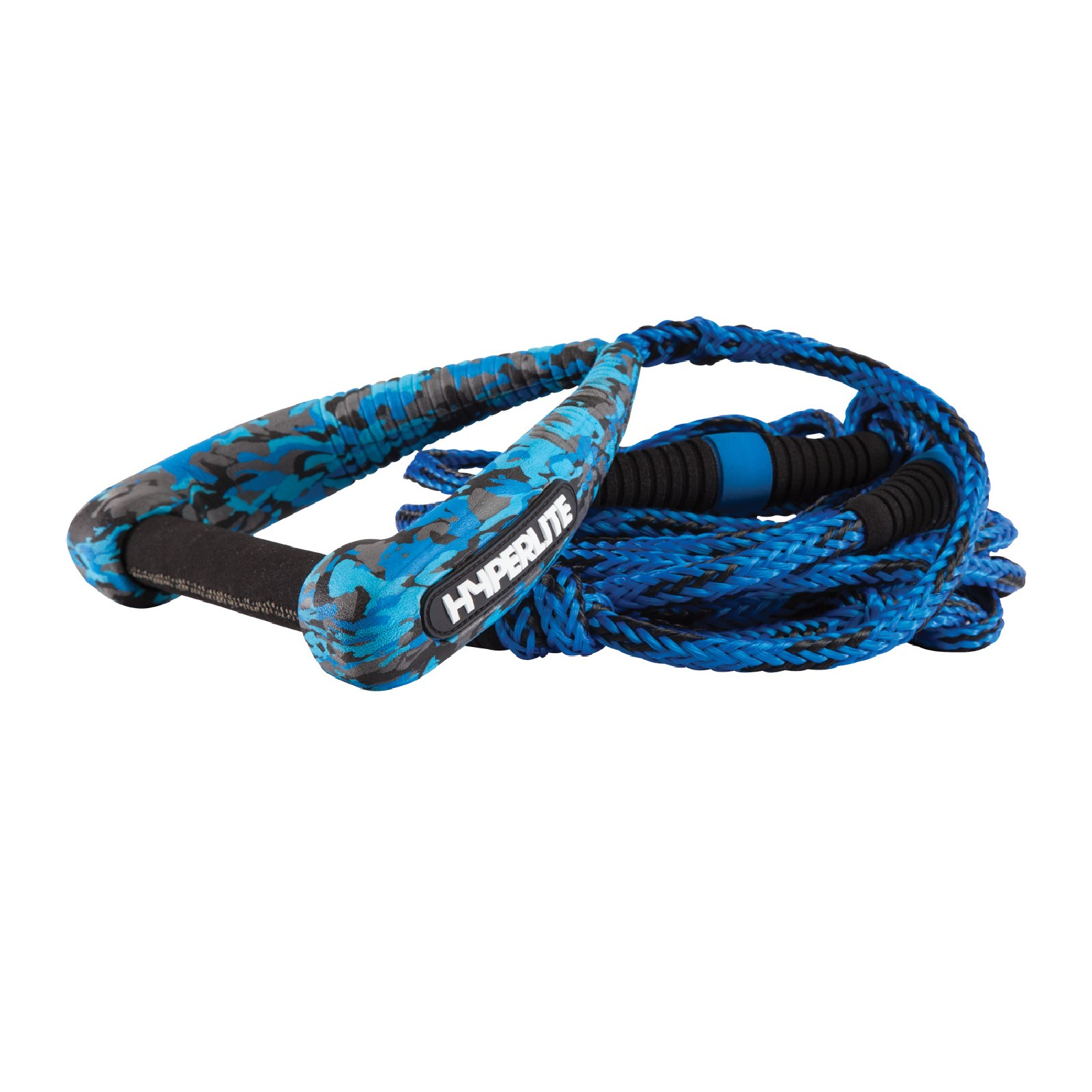 25' RIOT SURF ROPE W/HANDLE PACKAGE - BLUE HYPERLITE 2019