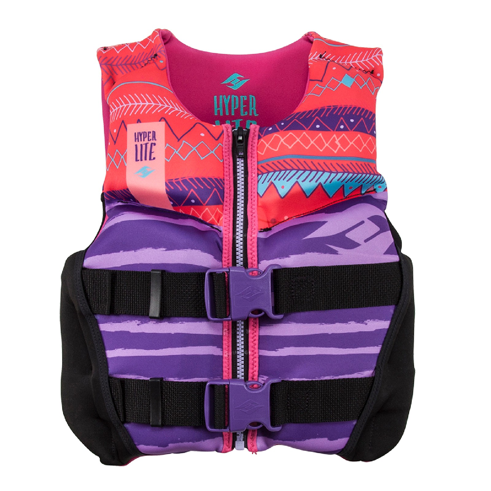 GIRL'S YOUTH INDY NEO VEST SM 22-40KG HYPERLITE 2019
