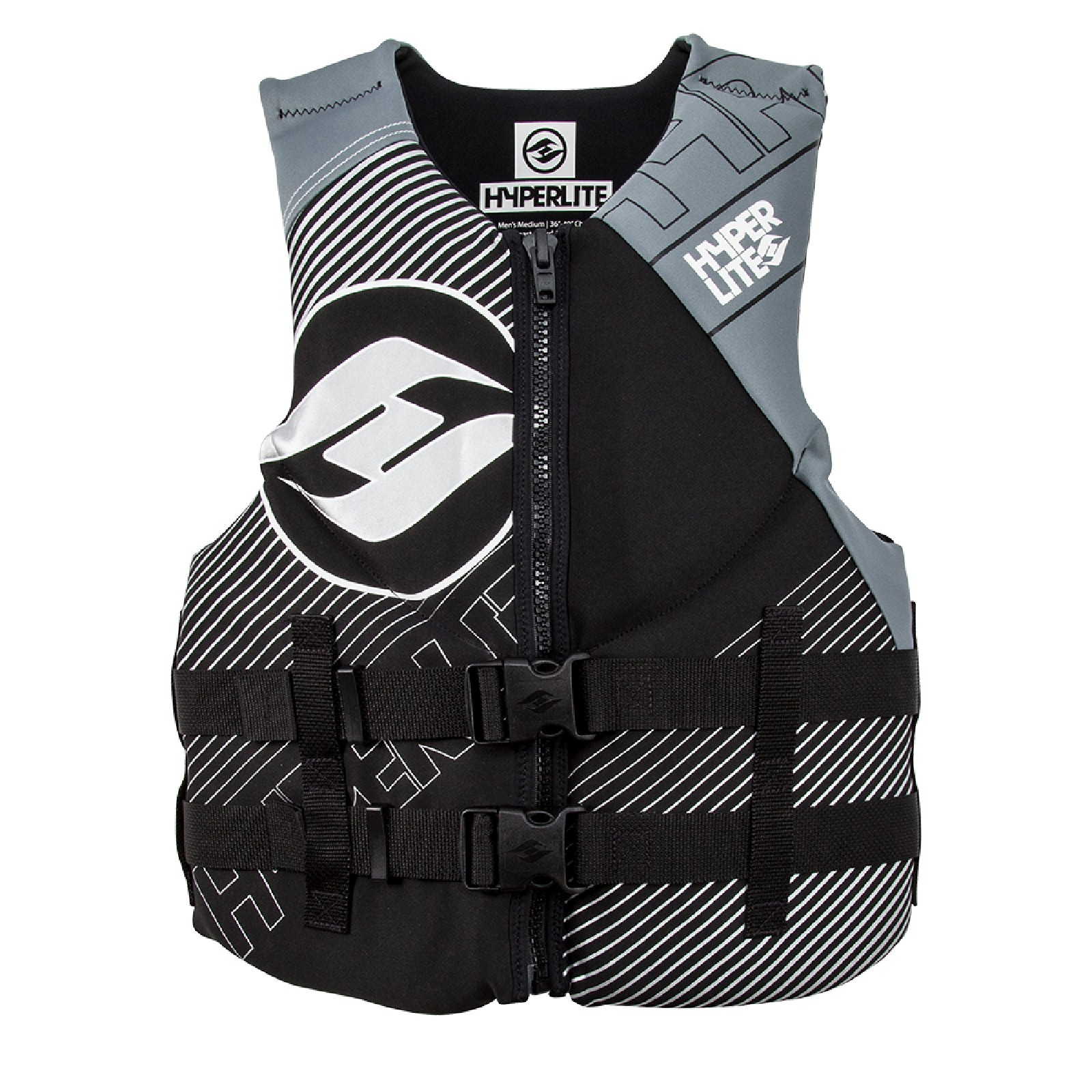 MEN'S INDY NEO VEST GREY HYPERLITE 2019