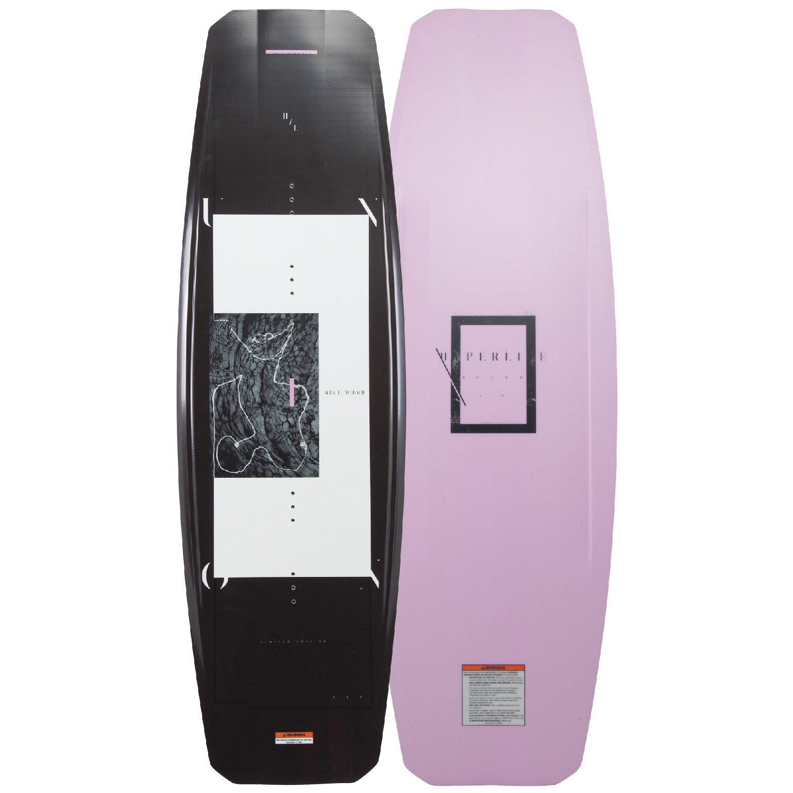 PLACA WAKEBOARD UNION LTD ALEX AULBACH WAKEBOARD HYPERLITE 2019