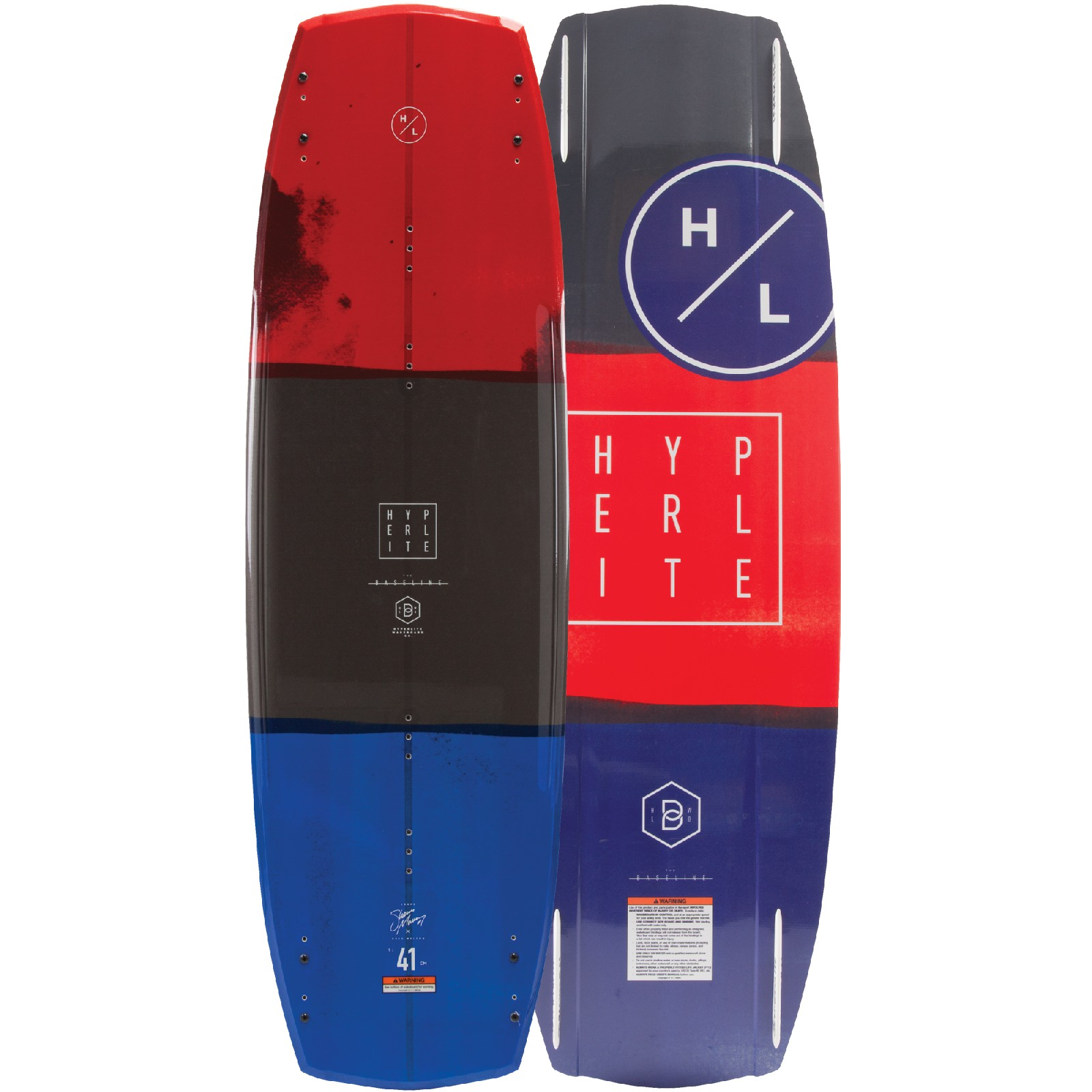PLACA WAKEBOARD BASELINE 131 JR. WAKEBOARD HYPERLITE 2019